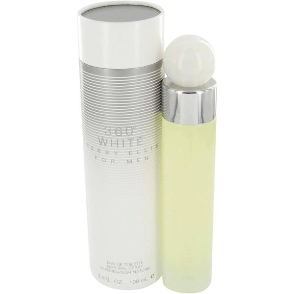perfume Perry Ellis 360 White Cologne