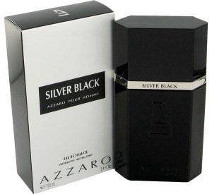 Silver Black Cologne, de Azzaro · Perfume de Hombre