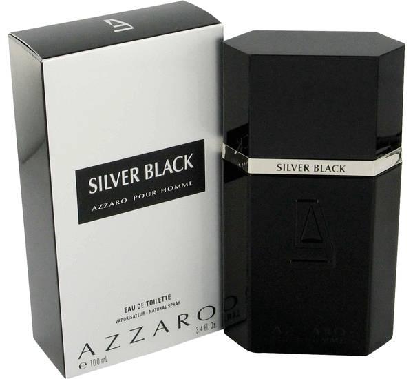 perfume Silver Black Cologne