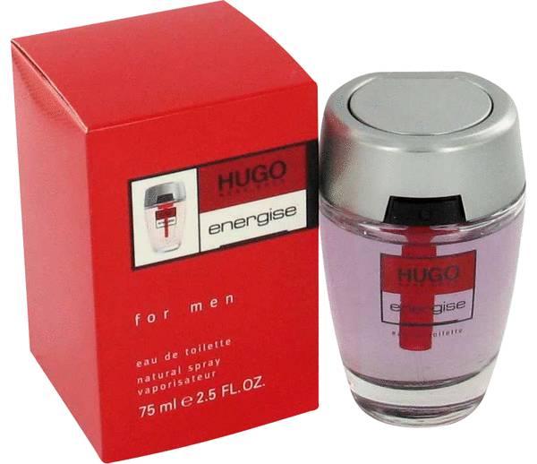 perfume Hugo Energise Cologne