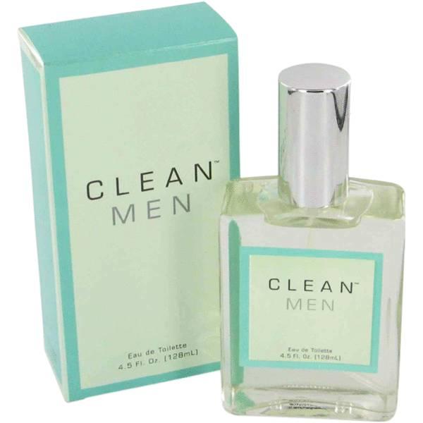 perfume Clean Men Cologne