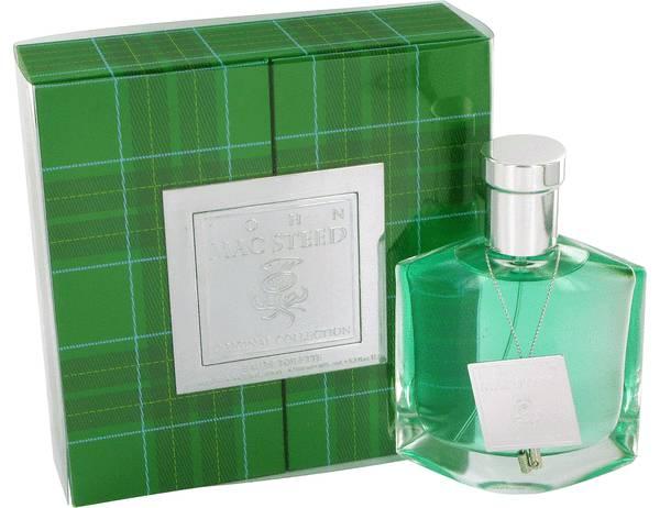 perfume John Mac Steed Green Cologne