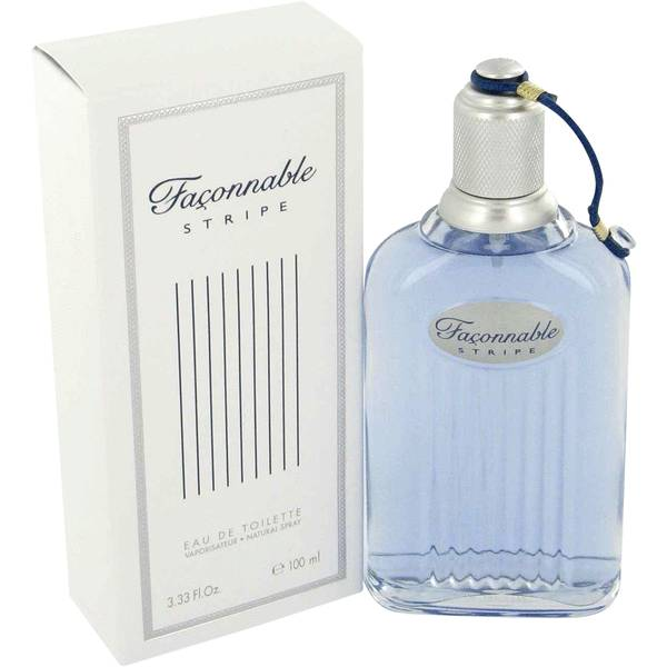perfume Faconnable Stripe Cologne