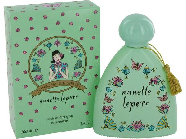 perfume Shanghai Butterfly Perfume