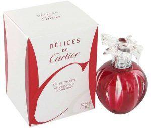 Delices De Cartier Perfume, de Cartier · Perfume de Mujer