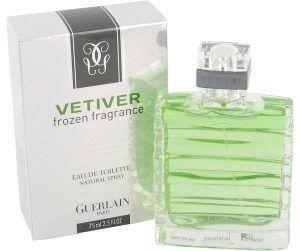 Vetiver Frozen Cologne, de Guerlain · Perfume de Hombre