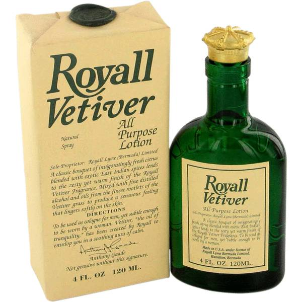 perfume Royall Vetiver Cologne