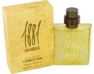 1881 Amber Cologne, de Nino Cerruti · Perfume de Hombre