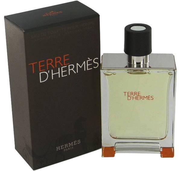 perfume Terre D'hermes Cologne