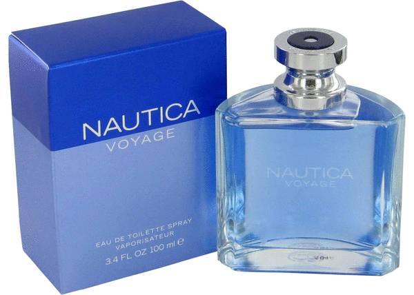 perfume Nautica Voyage Cologne