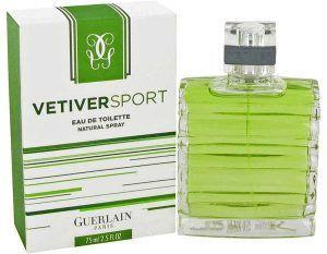Vetiver Sport Cologne, de Guerlain · Perfume de Hombre