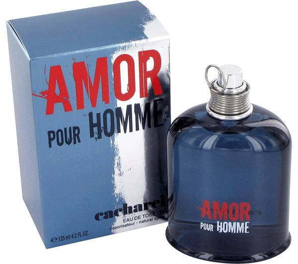 perfume Amor Pour Homme Cologne