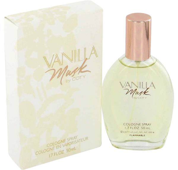 perfume Vanilla Musk Perfume