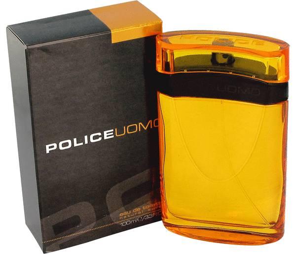 perfume Police Uomo Cologne