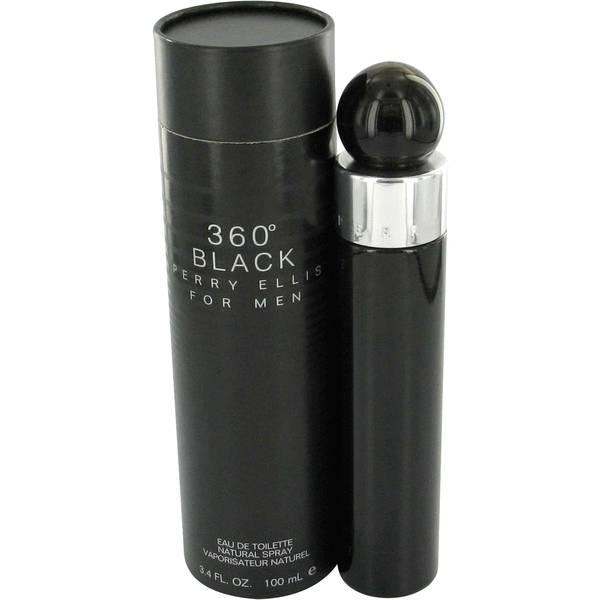 perfume Perry Ellis 360 Black Cologne