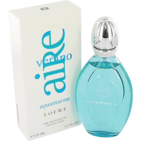 perfume Aire De Verano Aquamarine Perfume