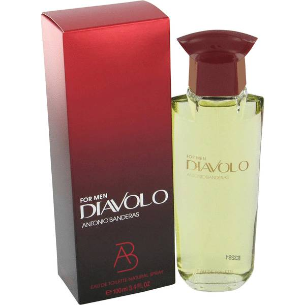 perfume Diavolo Cologne
