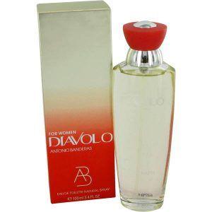Diavolo Perfume, de Antonio Banderas · Perfume de Mujer