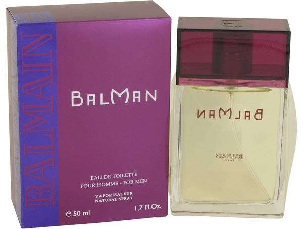 perfume Balman Cologne