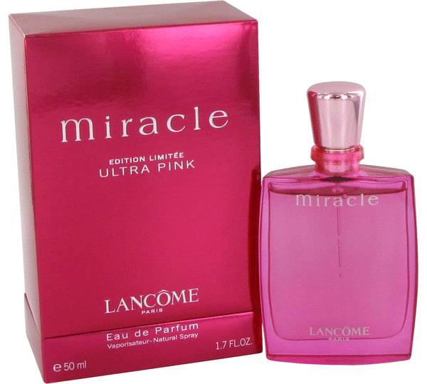 perfume Miracle Ultra Pink Perfume