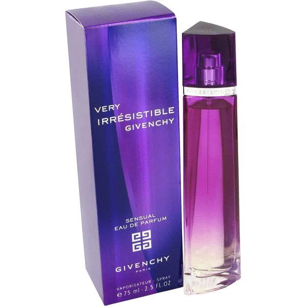 perfume Very Irresistible Sensual Perfume