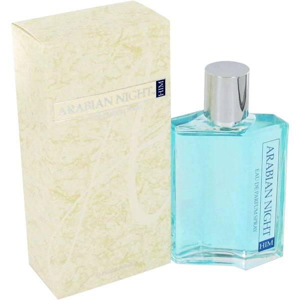 perfume Arabian Nights Cologne