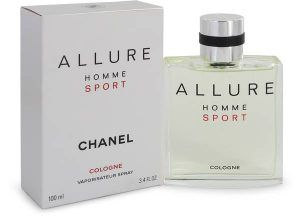 Allure Sport Cologne, de Chanel · Perfume de Hombre