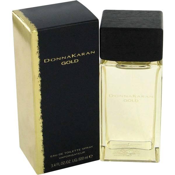 perfume Donna Karan Gold Perfume