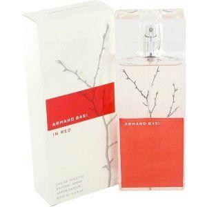 Armand Basi In Red Perfume, de Armand Basi · Perfume de Mujer