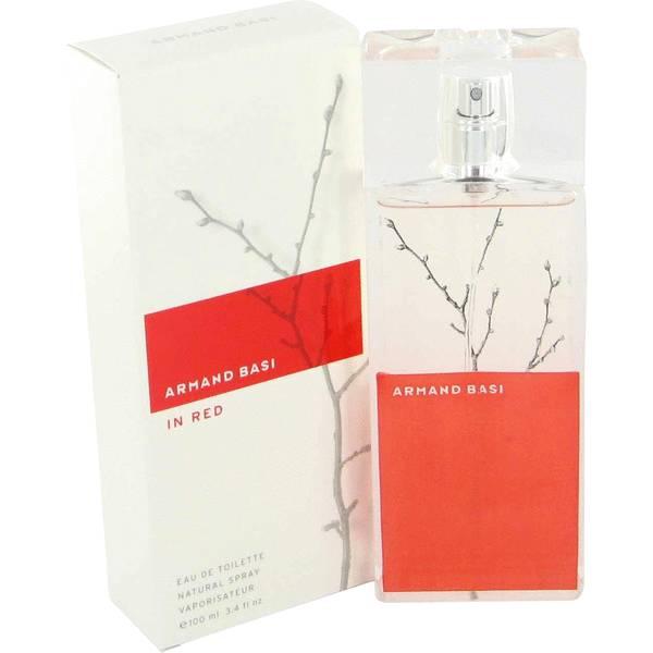 perfume Armand Basi In Red Perfume