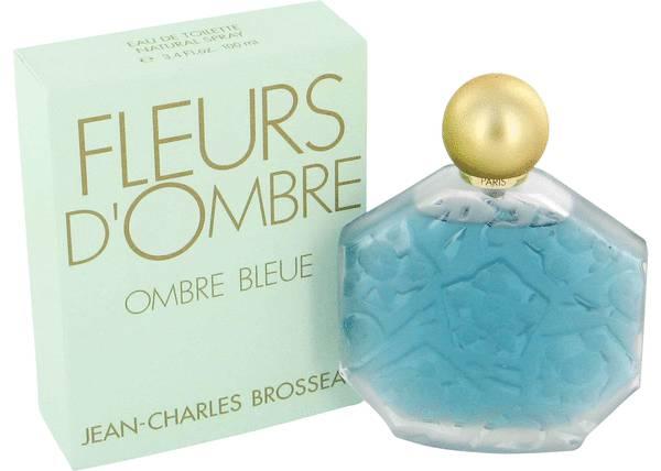 perfume Fleurs D'ombre Bleue Perfume