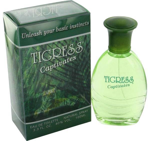 perfume Tigress Captivates Perfume