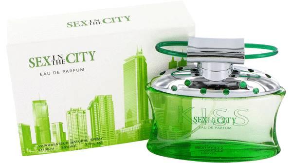 perfume Sex In The City Kiss Perfume