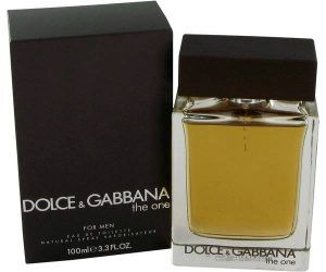 The One Cologne, de Dolce & Gabbana · Perfume de Hombre