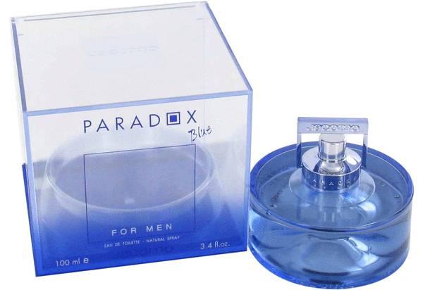 perfume Paradox Blue Cologne
