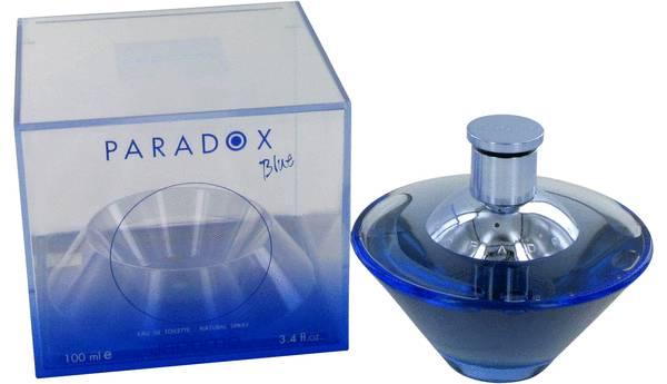 perfume Paradox Blue Perfume