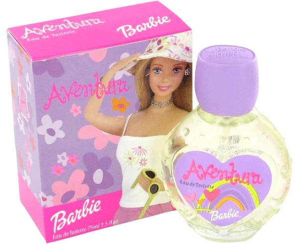 perfume Barbie Aventura Perfume