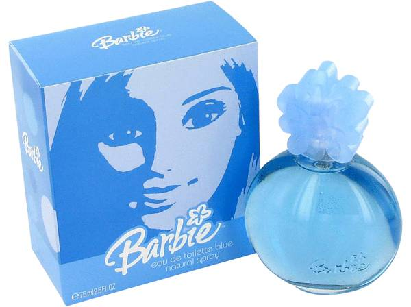 perfume Barbie Blue Perfume