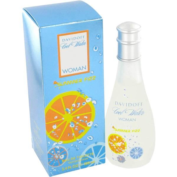 perfume Cool Water Summer Fizz Perfume