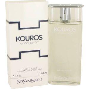Kouros Sport Cologne, de Yves Saint Laurent · Perfume de Hombre