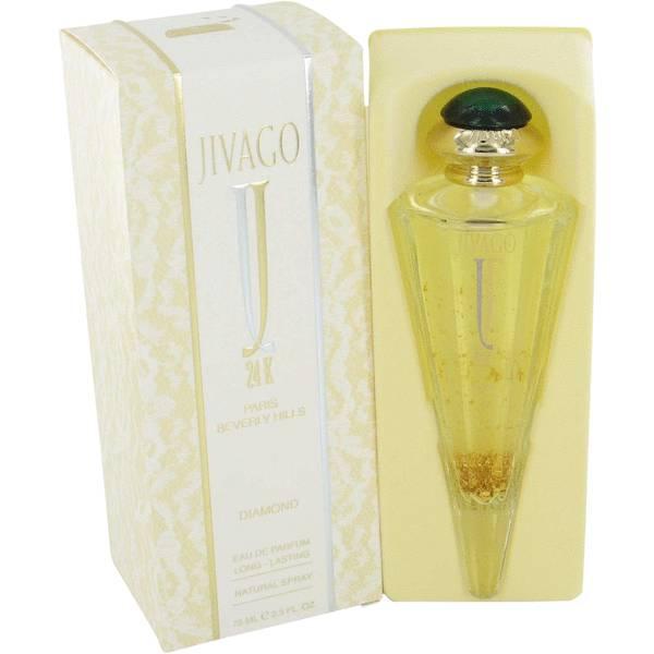 perfume Jivago 24k Diamond Perfume