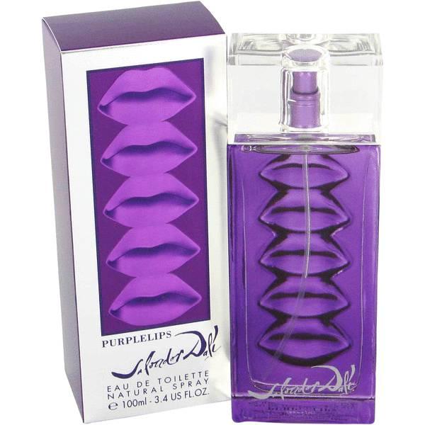 perfume Purple Lips Perfume