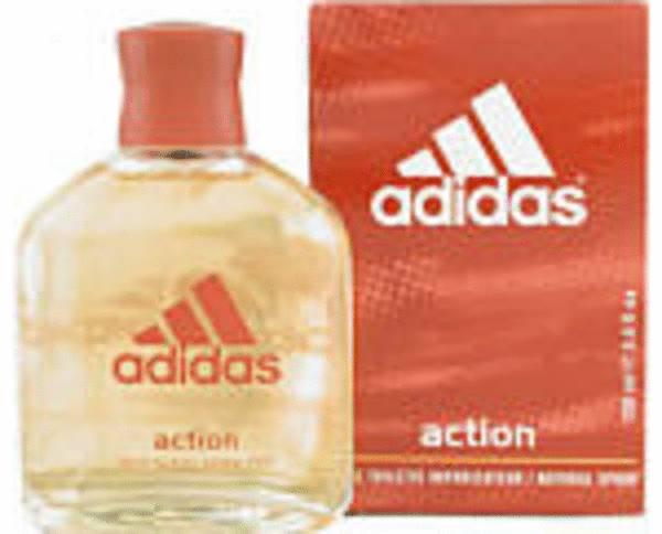 perfume Adidas Action Cologne