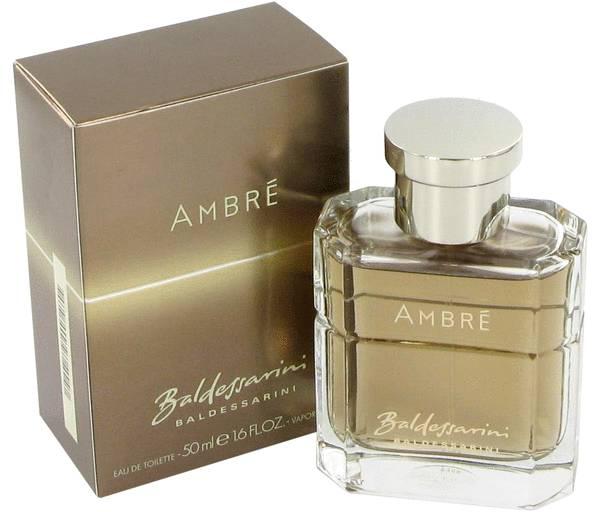 perfume Baldessarini Ambre Cologne