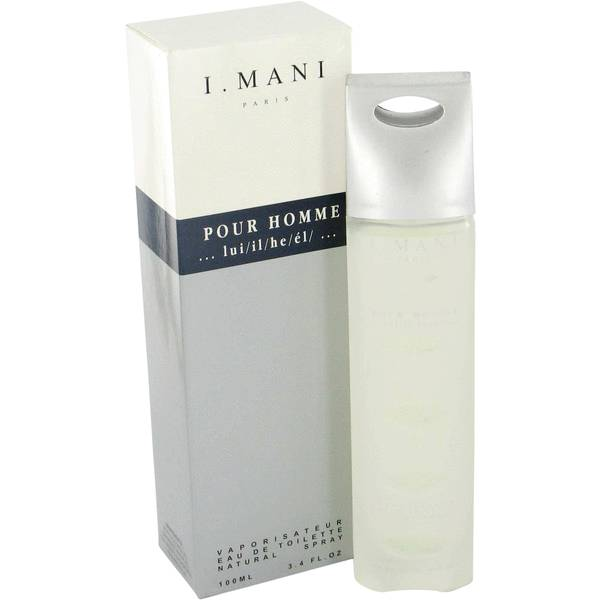 perfume I. Mani Pour Homme Cologne
