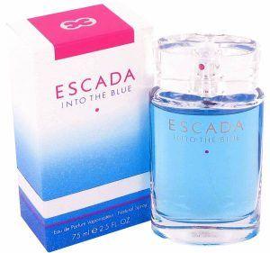 Escada Into The Blue Perfume, de Escada · Perfume de Mujer