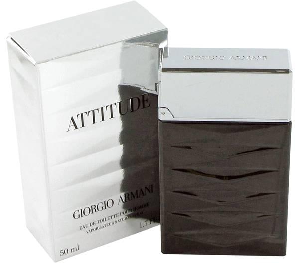 perfume Attitude (armani) Cologne