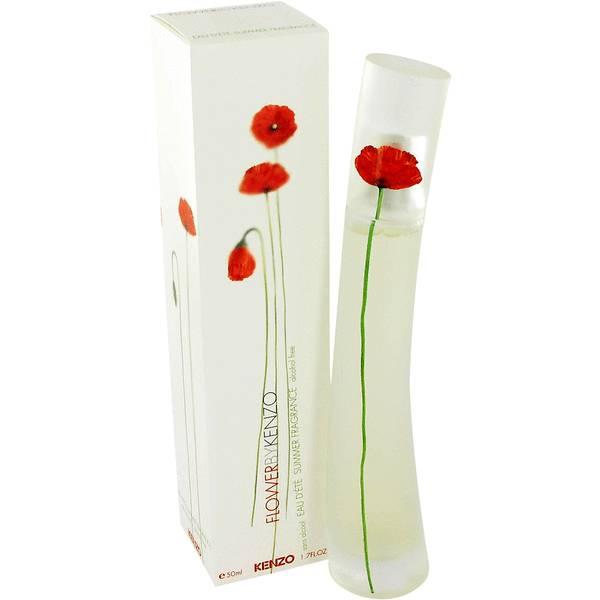 perfume Kenzo Flower Summer Perfume