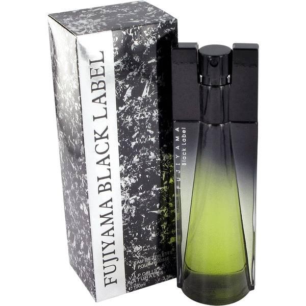 perfume Fujiyama Black Label Cologne