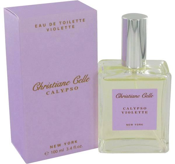 perfume Calypso Violette Perfume